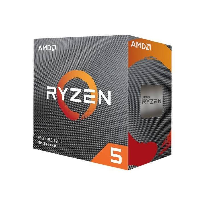 AMD Ryzen 5 3600 (AM4, 3.6 GHz)