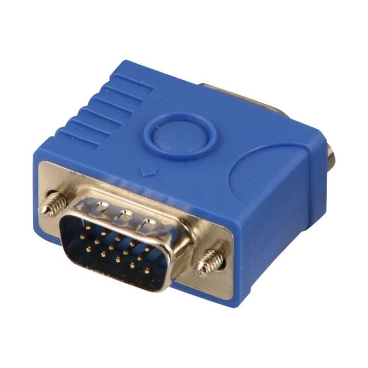 Adaptateur d'émulateur LINDY EDID/DDC pour VGA