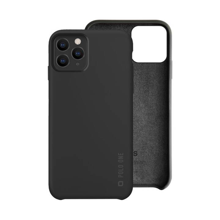 SBS Backcover Polo One (iPhone 11 Pro Max, Nero)