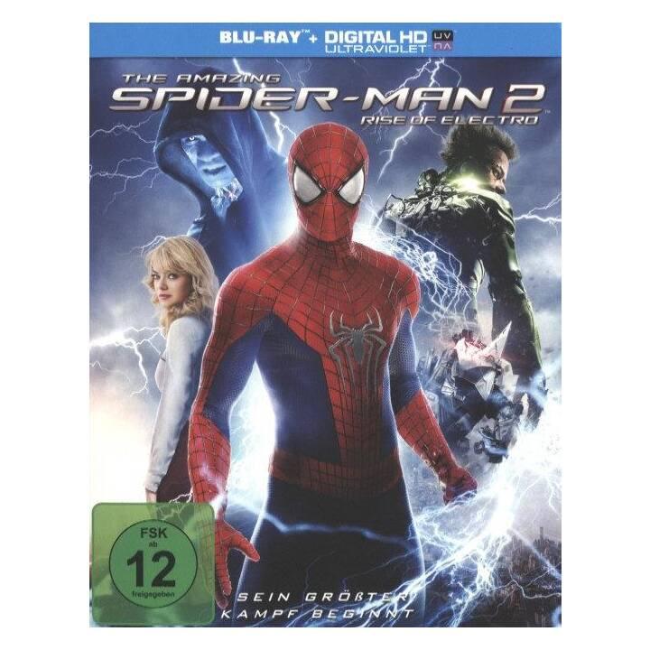 The Amazing Spider-Man 2 - Rise of Electro (DE, EN, TR)