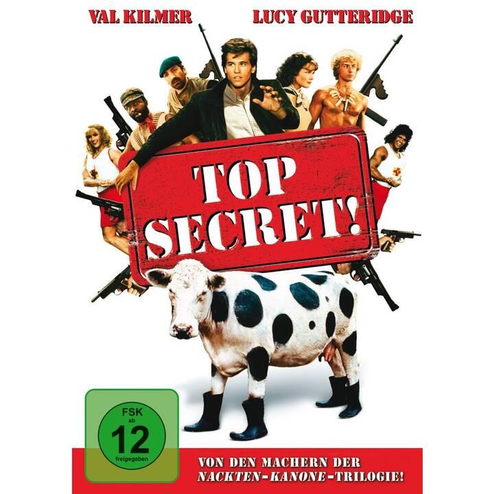 Top secret (ES, IT, DE, EN, FR)