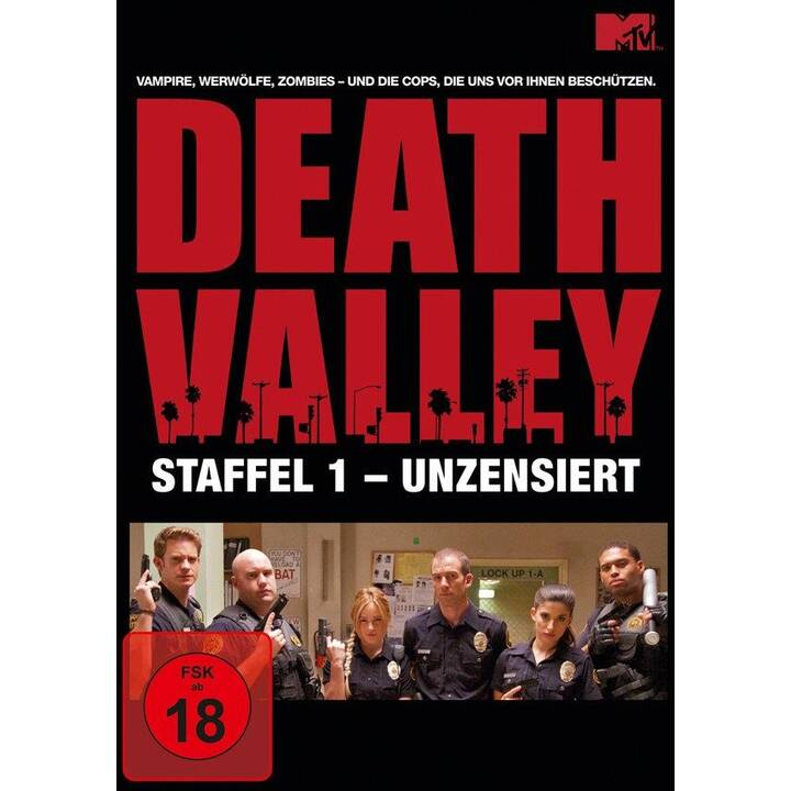 Death Valley Staffel 1 (ES, DE, EN)