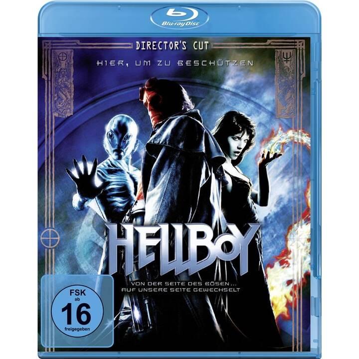 Hellboy  (DE, EN, FR)