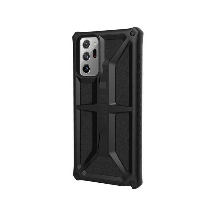 URBAN ARMOR GEAR Backcover Monarch (Galaxy Note 20 Ultra, Noir)
