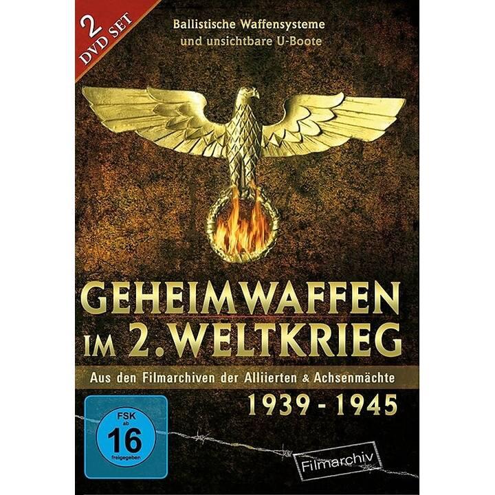 Geheimwaffen im 2. Weltkrieg - Aus den Filmarchiven der Alliierten & Achsenmächte 1939 - 1945 (DE)