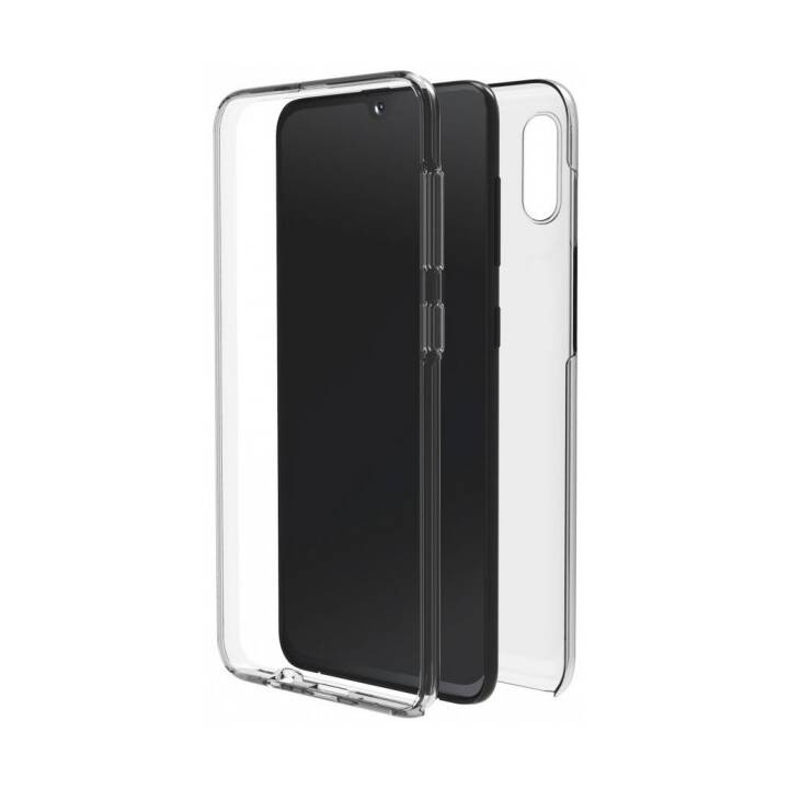 BLACK ROCK Backcover 360° Clear (Galaxy A40, Transparent)
