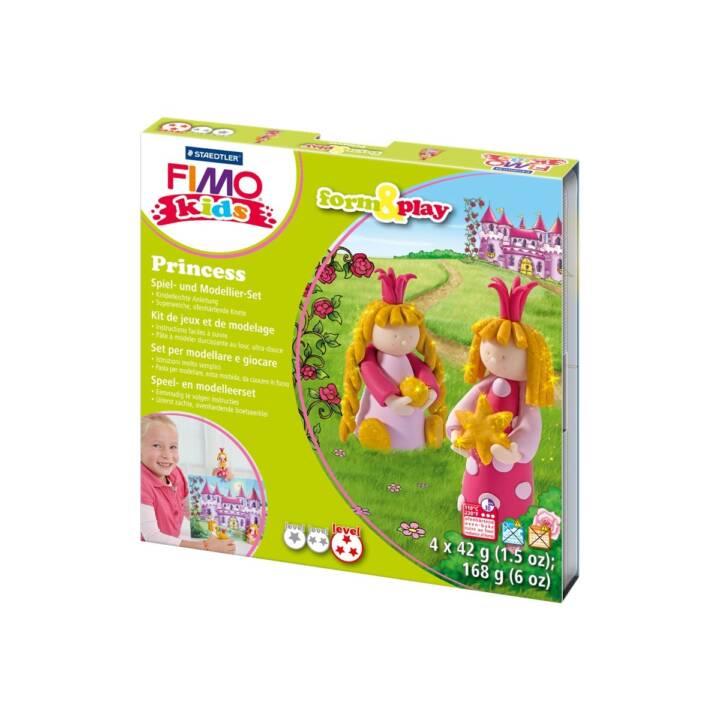 FIMO Kids Form & Play Princess Modeling Set per bambini