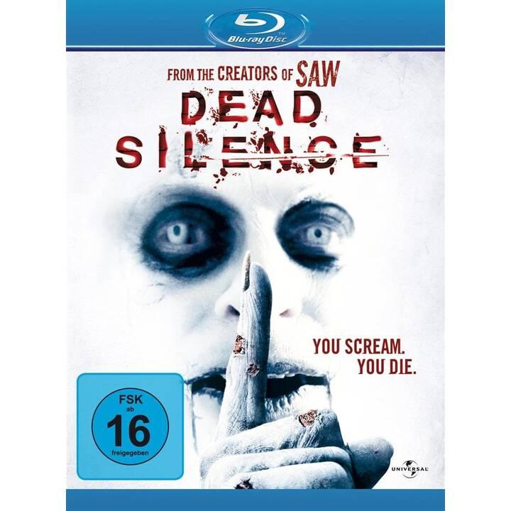 Dead Silence - Ein Wort und du bist tot (ES, IT, PT, JA, DE, EN, RU, FR)