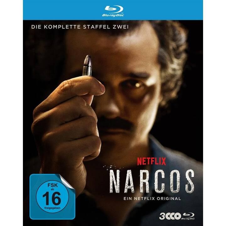 Narcos Staffel 2 (DE, EN)