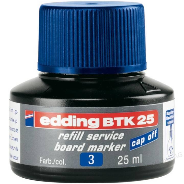 EDDING Nachfülltusche BTK25