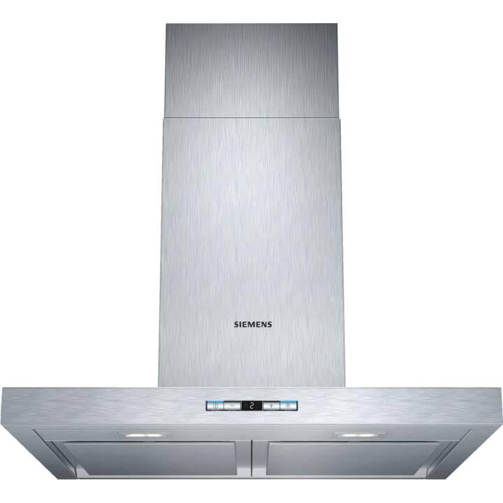 Siemens LC68BC542 - hotte décorative - acier inoxydable