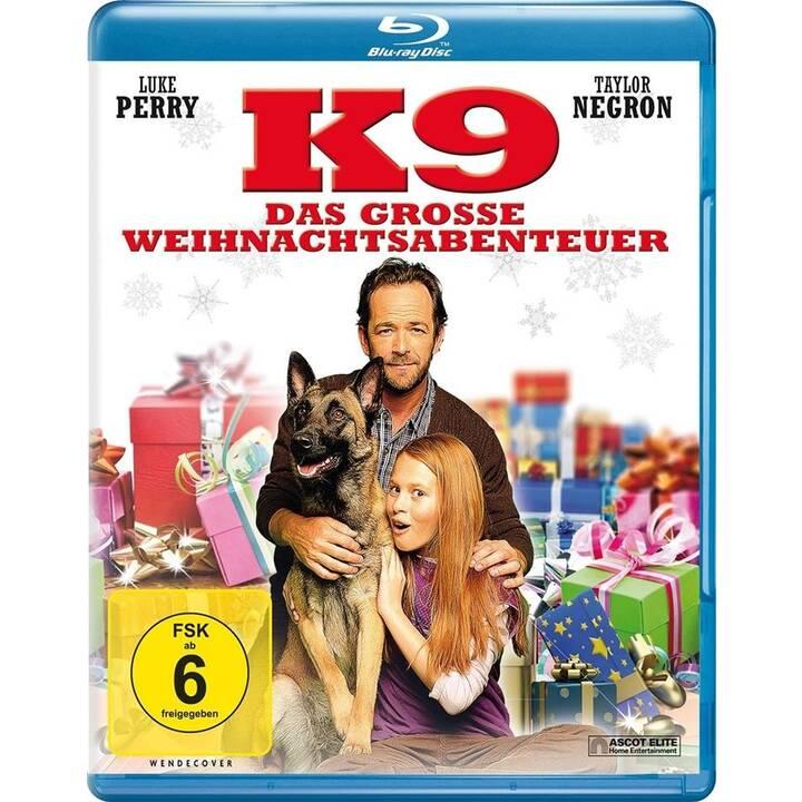 K9 - Das grosse Weihnachtsabenteuer (DE, EN)