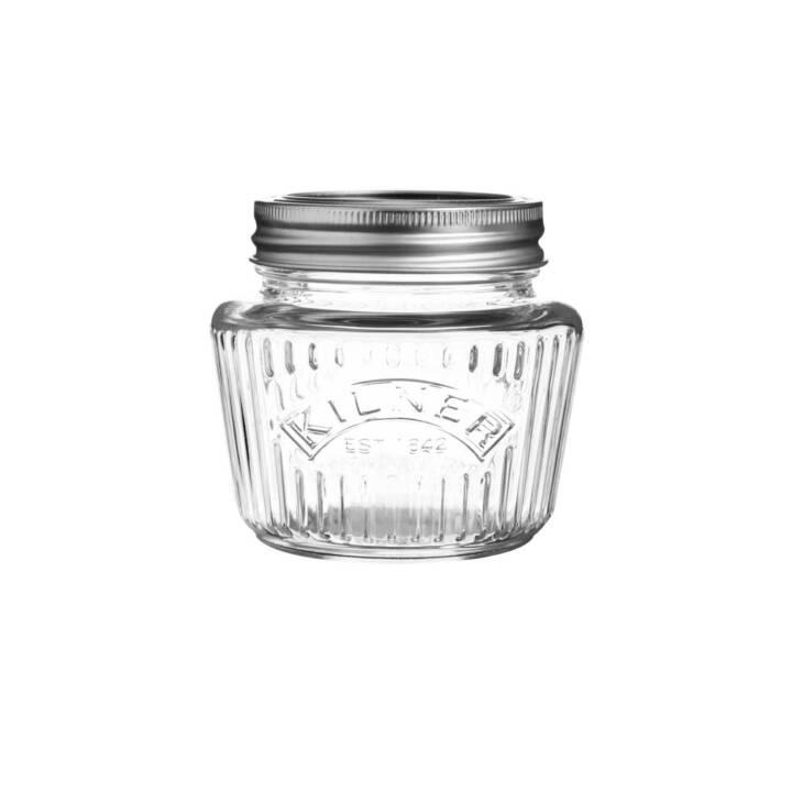 KILNER Vaso per conserve Vintage  (0.25 l, Vetro)