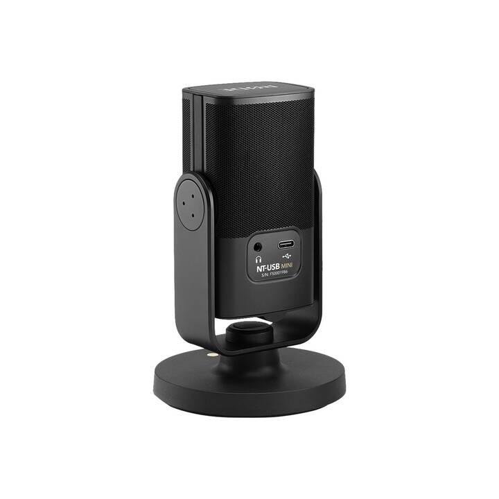 RØDE NT-USB Mini Notebookmikrofon (Schwarz)