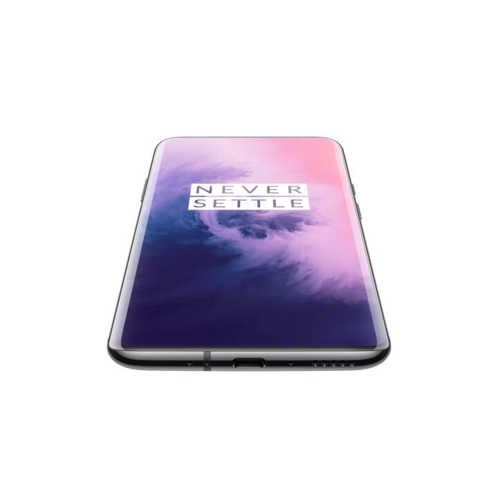 "ONEPLUS 7 Pro  (6.67"", 128 GB, 48 MP, Mirror Gray)"