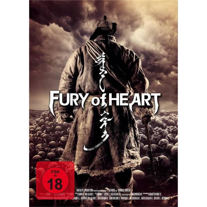 Fury of Heart (Mediabook, DE, MN)