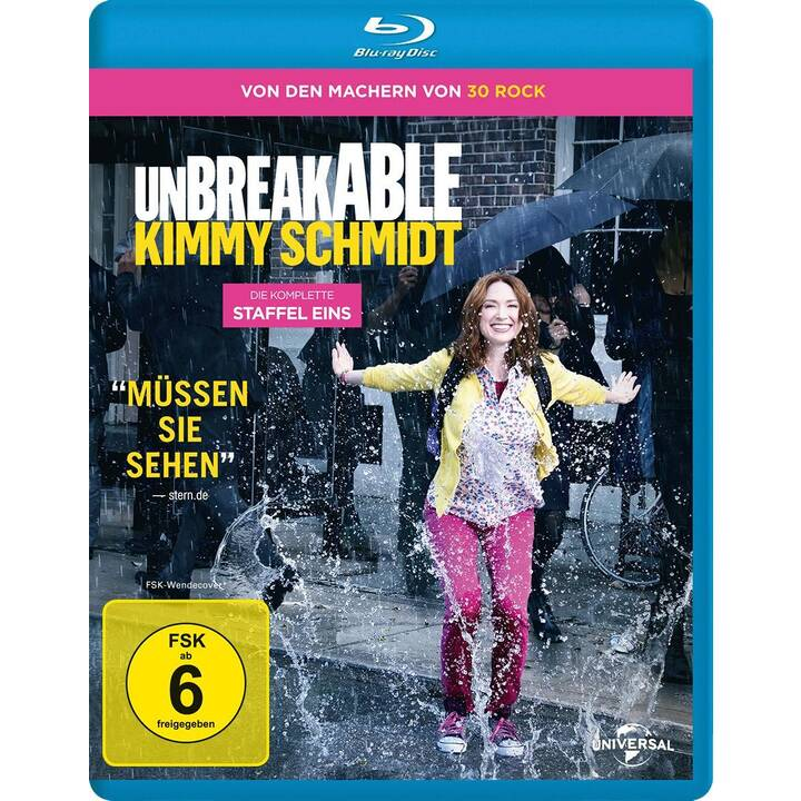 Unbreakable Kimmy Schmidt Staffel 1 (DE, EN)