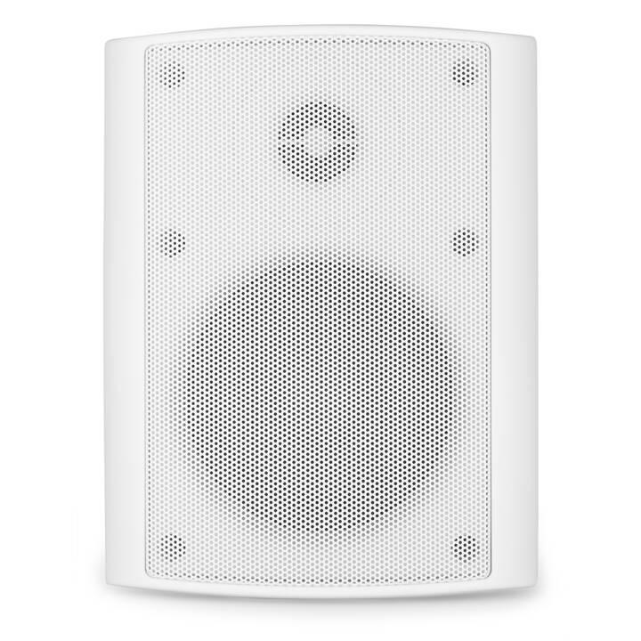 POWER DYNAMICS BGO40W (Diffusori da parete, Bianco)