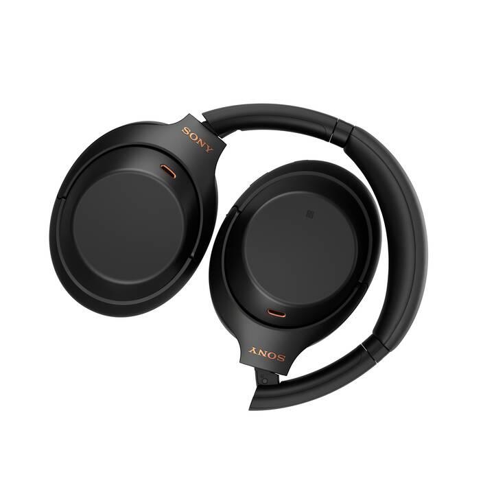 SONY WH-1000XM4B (Over-Ear, NFC, Bluetooth 5.0, Schwarz)