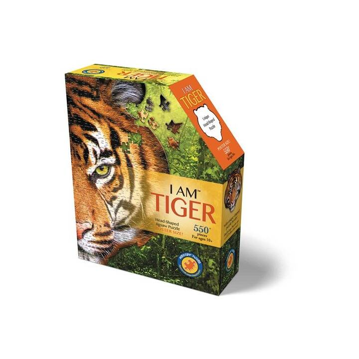 MADD CAPP Tiger Puzzle ( x 586 pezzo)