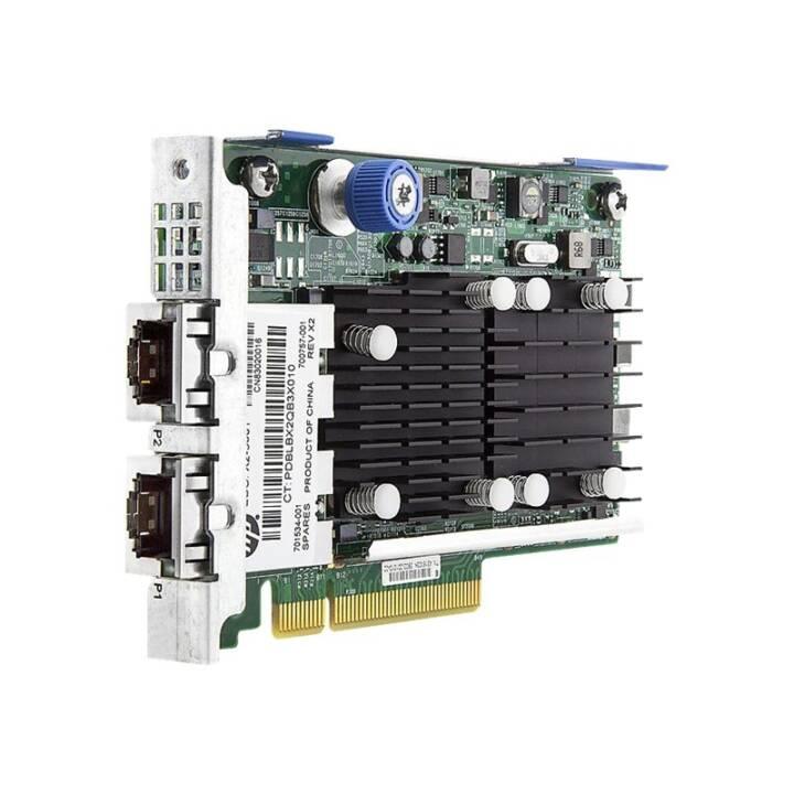 HP Netzwerkadapterkarte (PCI Express 2.0, RJ-45)