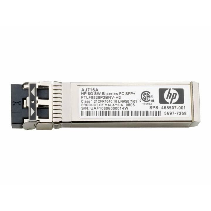 HEWLETT PACKARD ENTERPRISE Modulo SFP Transceiver (1000 Mbit/s)