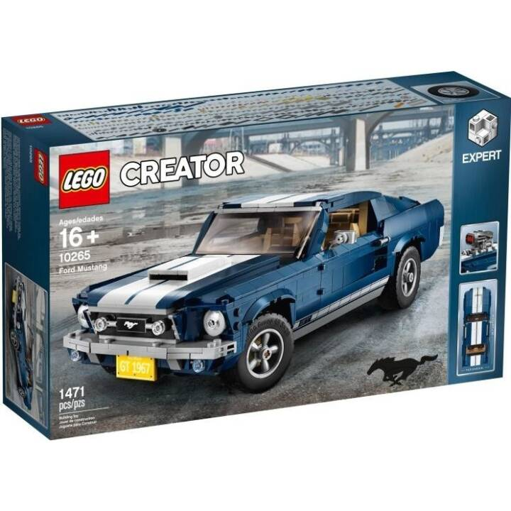 LEGO Creator Expert Ford Mustang (10265)