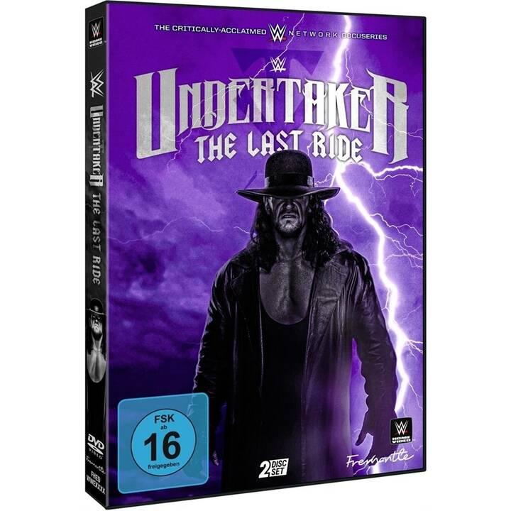 WWE: Undertaker - The Last Ride (EN)