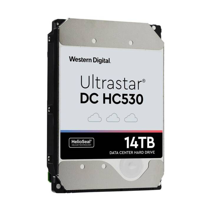 WD Ultrastar DC HC530 WUH721414ALE6L4 - disque dur - 14 To - SATA