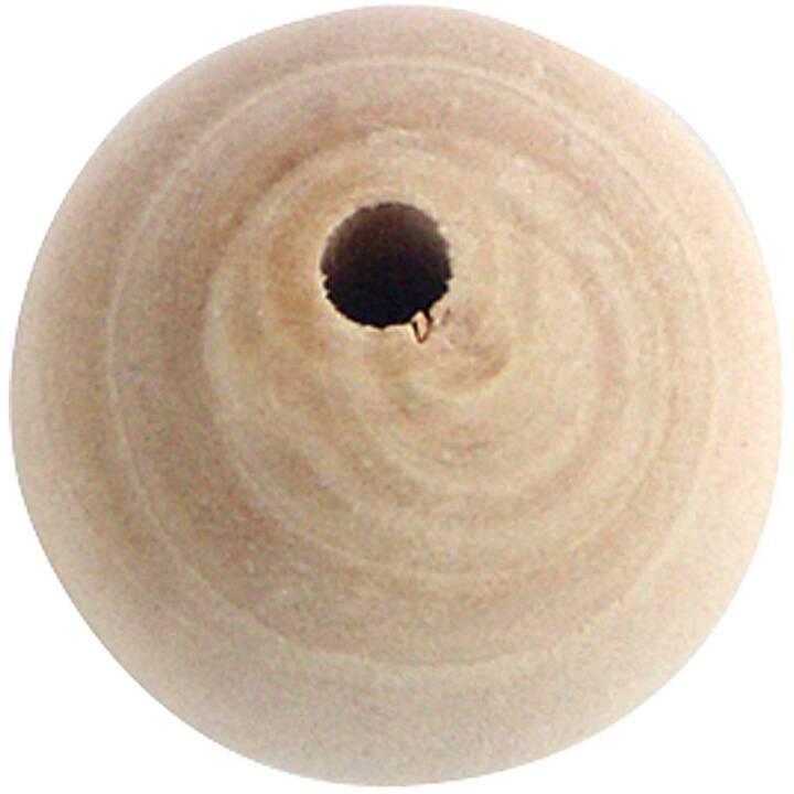 RICO DESIGN Perlen (Holz, Natur)