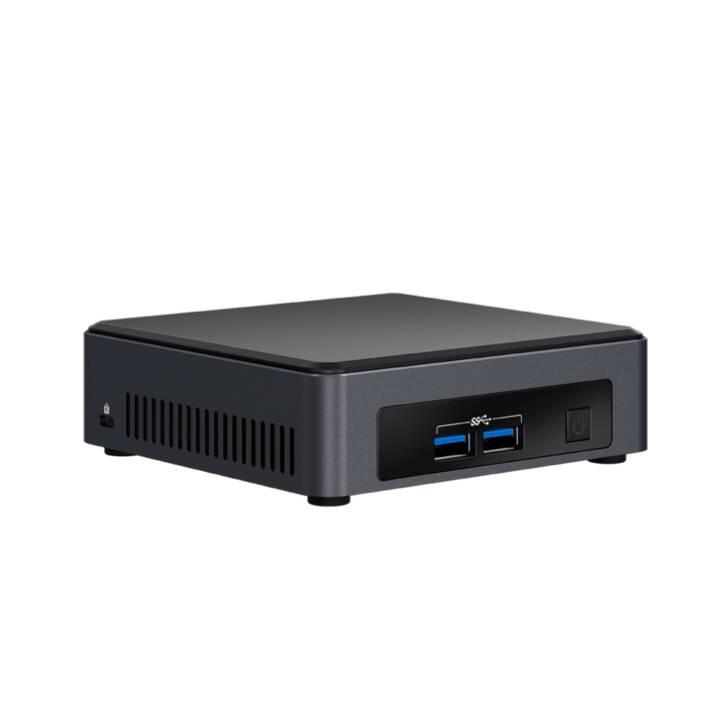 INTEL NUC7i3DNKE (Intel Core i3 7100U, 0 GB, 0 Go HDD)