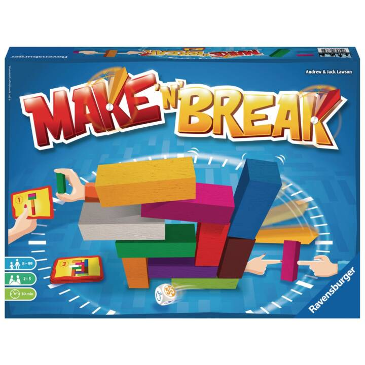 RAVENSBURGER Make'n' Break 2017