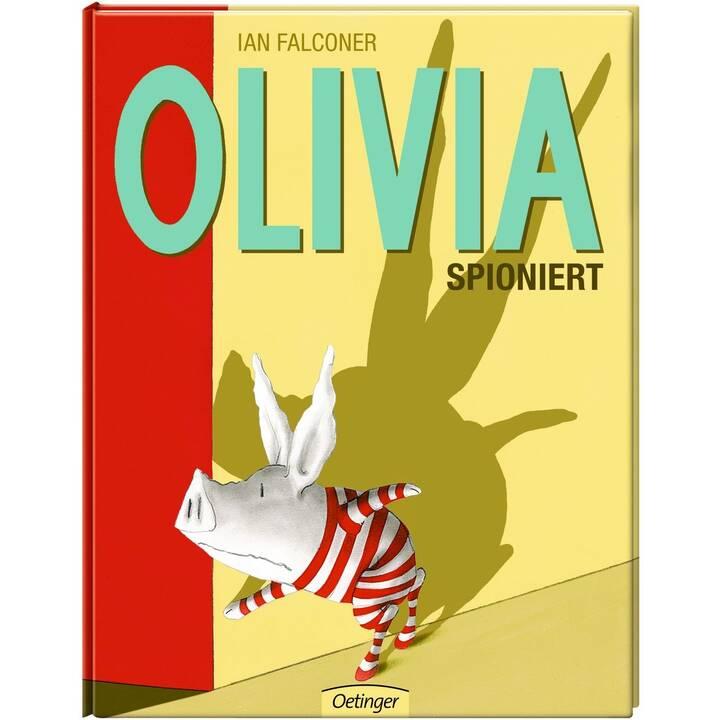 Olivia spioniert
