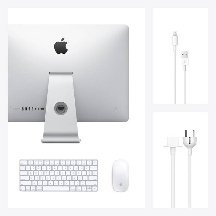APPLE iMac Retina 4K (2020) (Intel Core i7, 16 GB, 1 TB Fusion Drive)