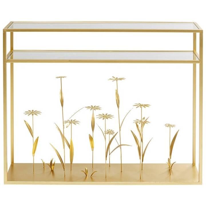 KARE Flower Meadow Konsolentisch (85 cm x 100 cm x 25 cm)