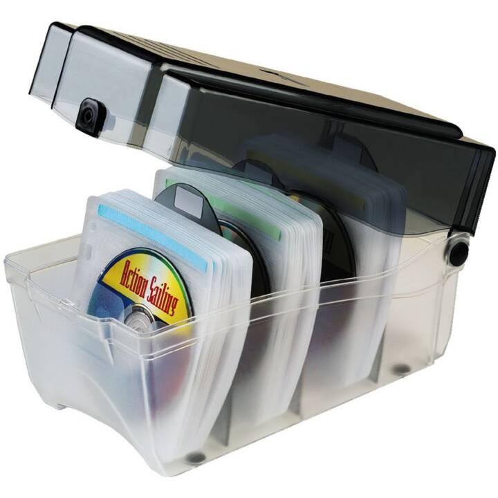 HAMA Boîte de pochettes pour 150 CD/DVD/BD