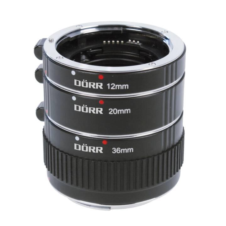 Adattatore per obiettivo DÖRRR Nikon SLR