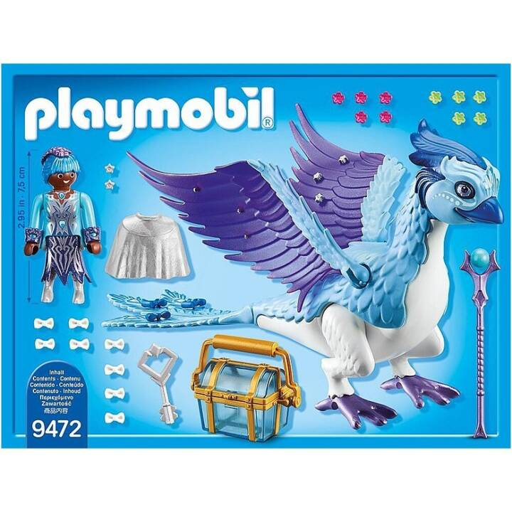 PLAYMOBIL Magic Prachtvoller Phönix (9472)
