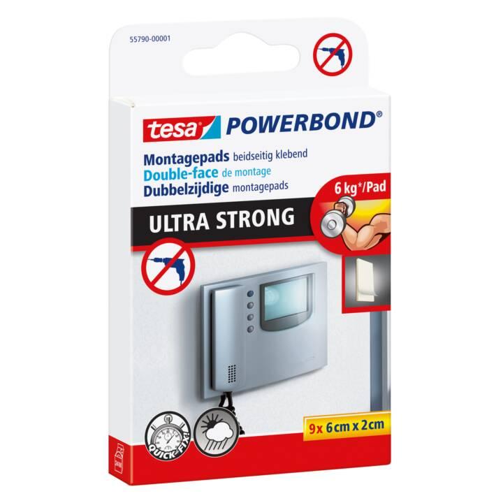 TESA Montagepad Ultra 60x20mm