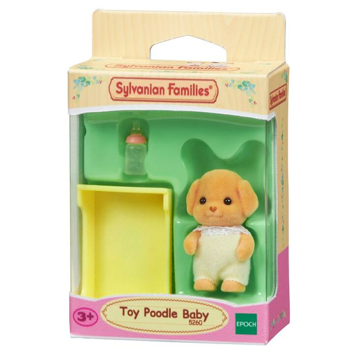 SYLVANIAN FAMILIES Toy-Pudel Baby