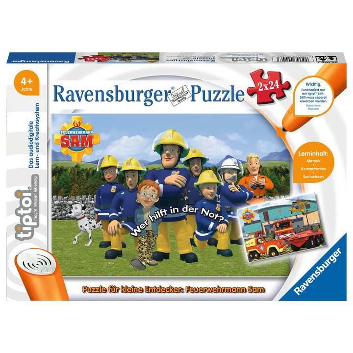 TIPTOI Feuerwehrmann Sam Puzzle (DE)