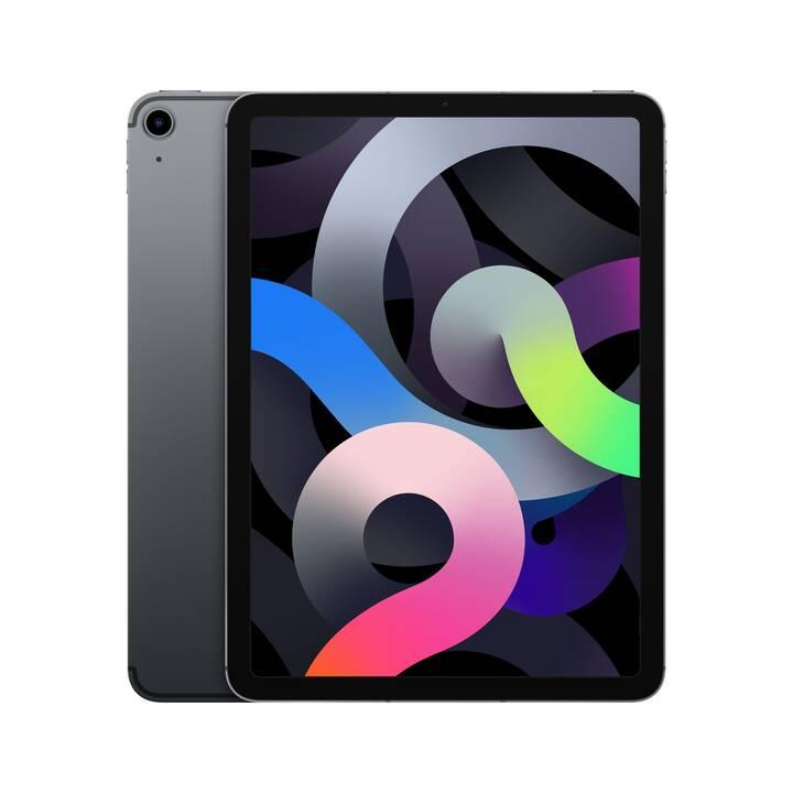 "APPLE iPad Air WiFi + Cellular 2020 (10.9"", 256 GB, Space Grau)"