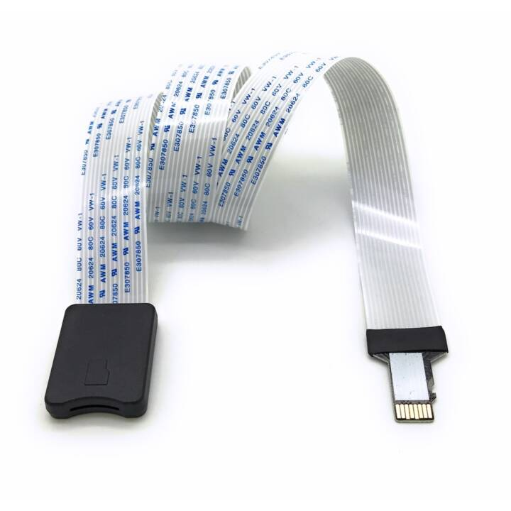 SERTRONICS Adaptateur de rallonge microSD (50 cm)