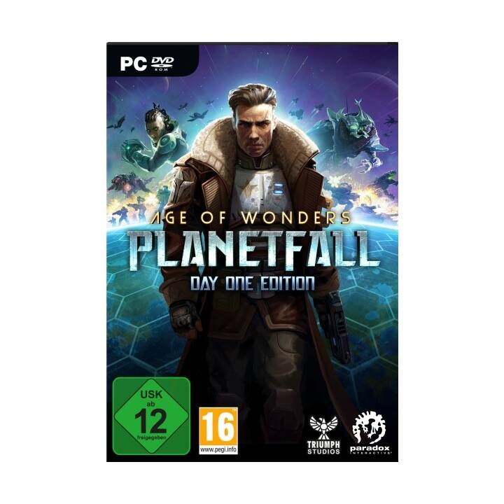 Age of Wonders Planetfall (IT)