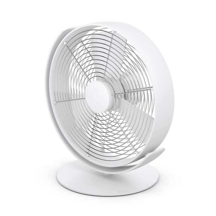 STADLER FORM Ventilateur de table Tim (Blanc, 10 W)