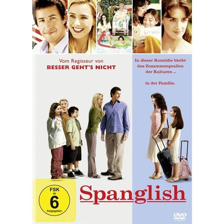 Spanglish (DE, EN)
