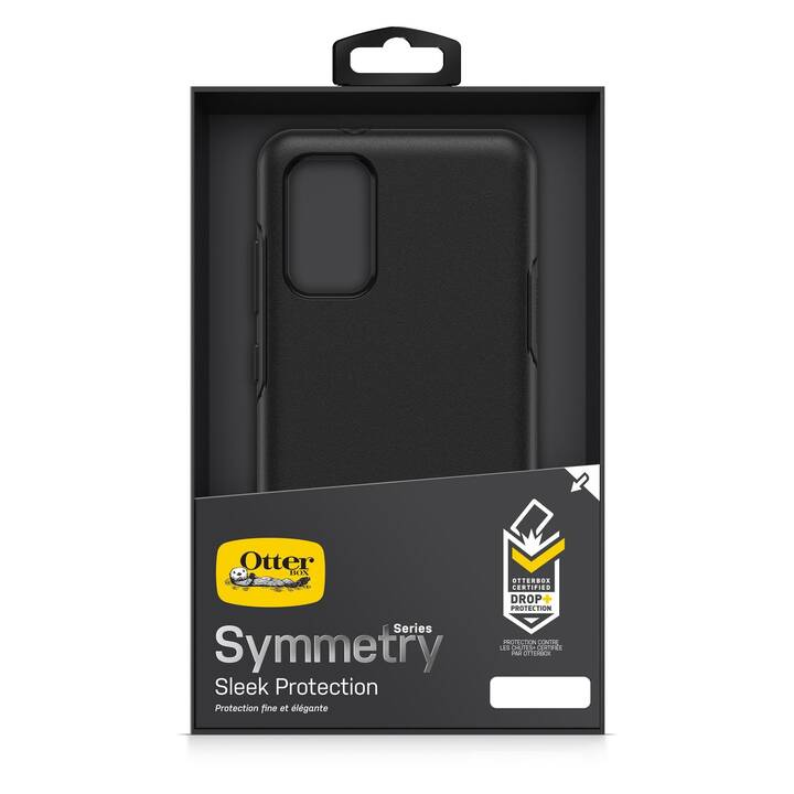 OTTERBOX Backcover Symmetry (Galaxy S20+, Noir)