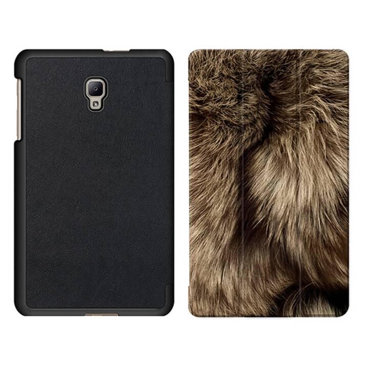 "EG MTT Tablet Bag con coperchio pieghevole intelligente per Samsung Galaxy Tab A 8"" (2017) - Pelle animale"
