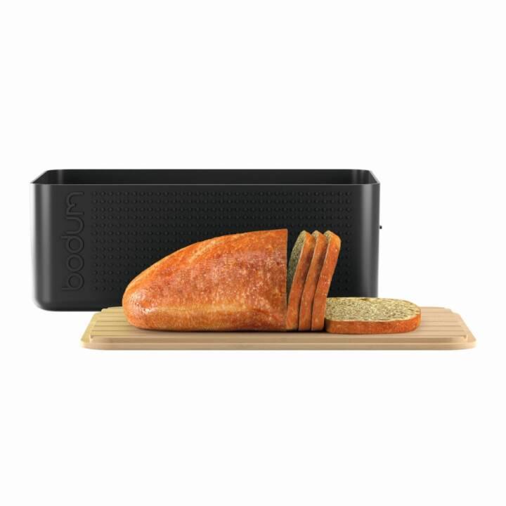 BODUM Boîte à pain Bistro Bistro Noir