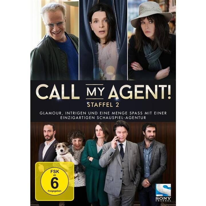 Call My Agent! Staffel 2 (DE, FR)
